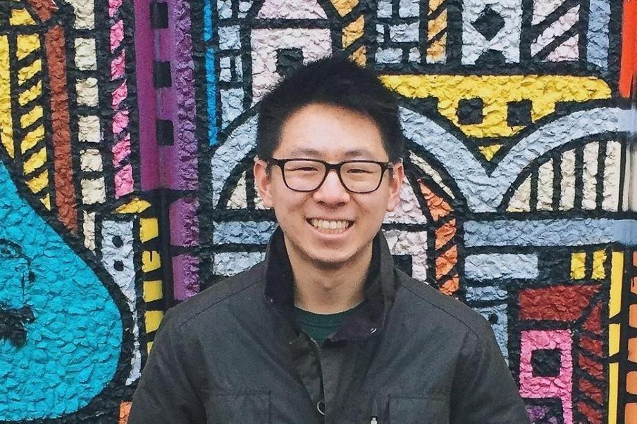 Darren Yau 17, Winner of Elie Wiesel Foundation Essay Contest 2017