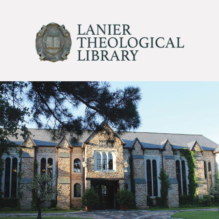 Lanier Theological Library Logo