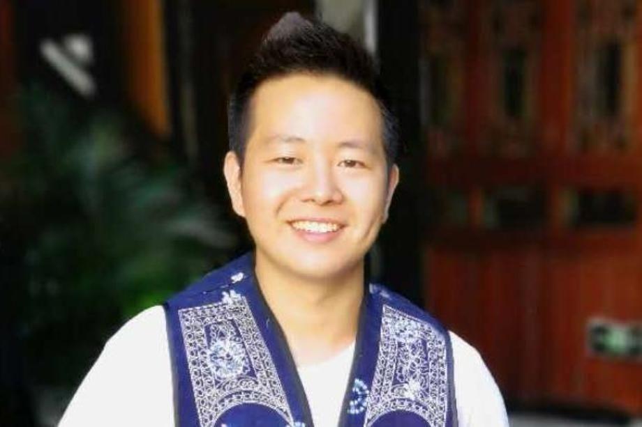 Michael Chen 16 2018 Yenching Fellow