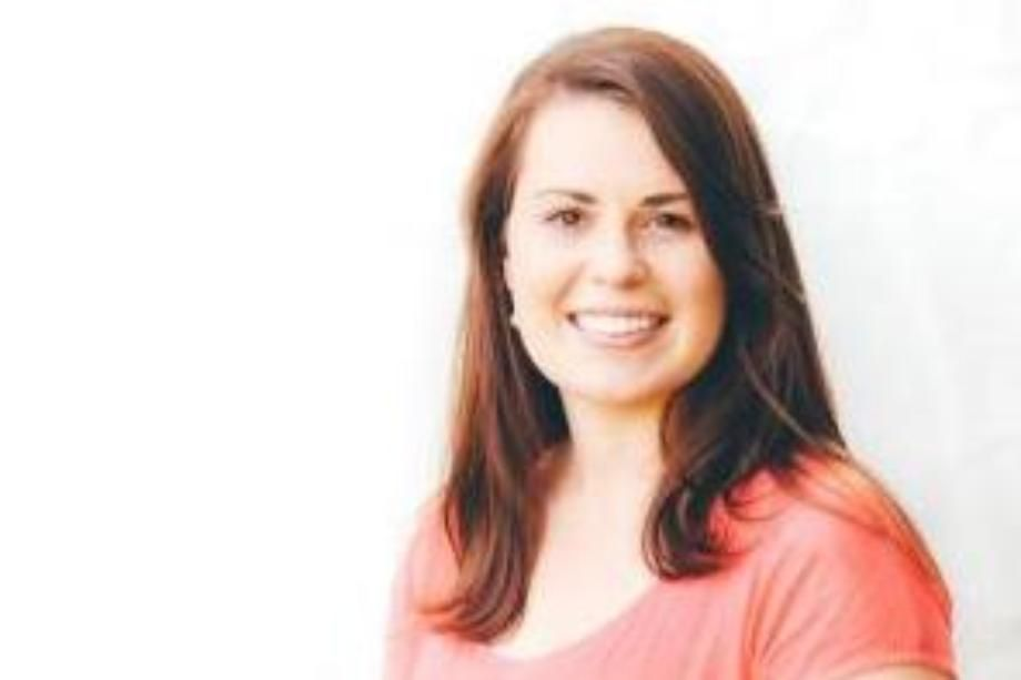Wheaton College alumna Rachel Lamb 12 2018 Harvey Fellow