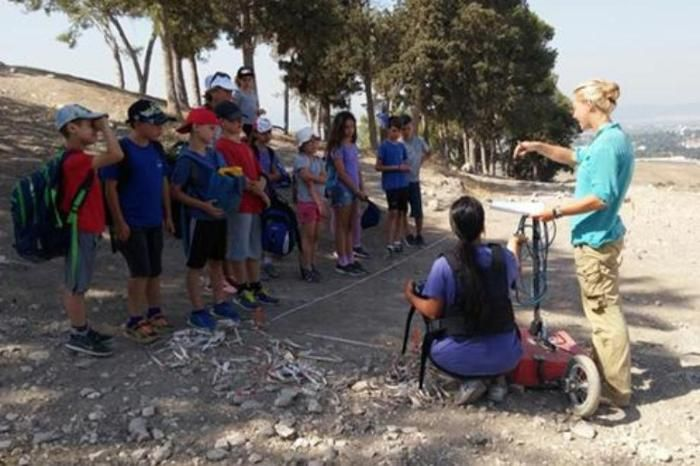 wheaton students exploring history of the middle east