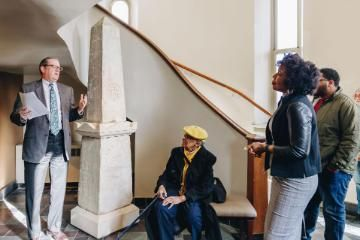 Governor Juliana Stratton Visits Blanchard