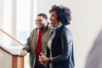 Lt. Governor Juliana Stratton shares comments about her visit to Wheaton College.