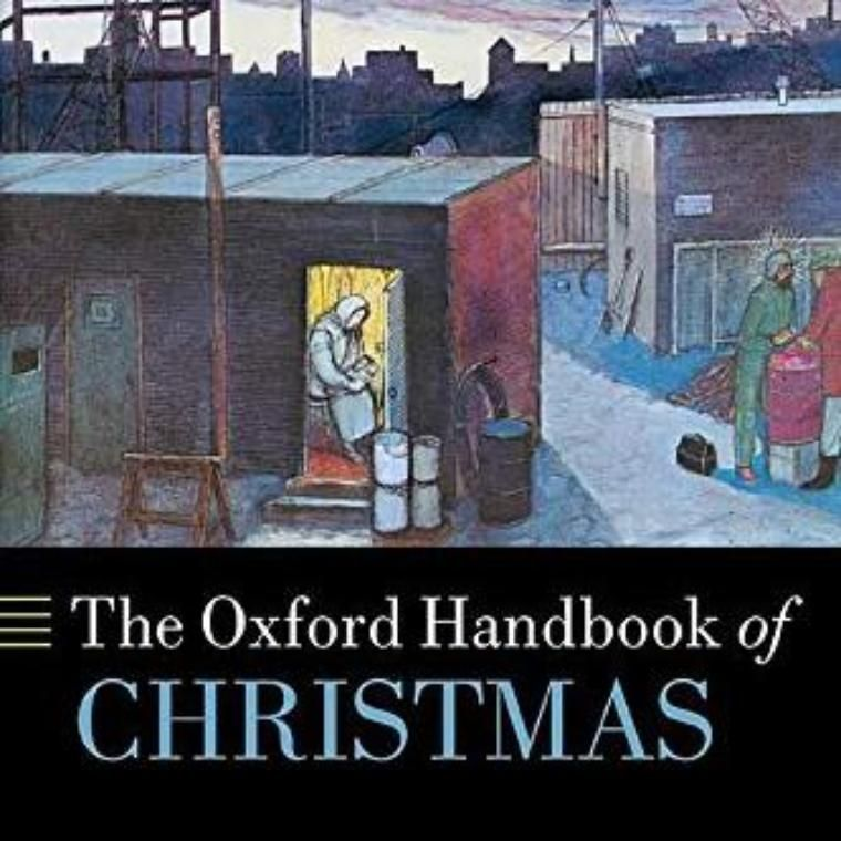 Oxford Handbook of Christmas book cover