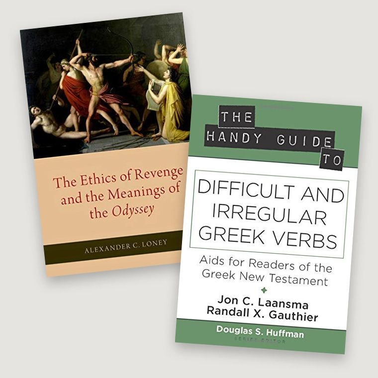 Books by Wheaton College IL Classical Languages Faculty