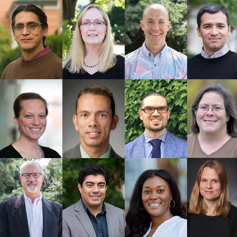 Latin American and Latino Studies Faculty
