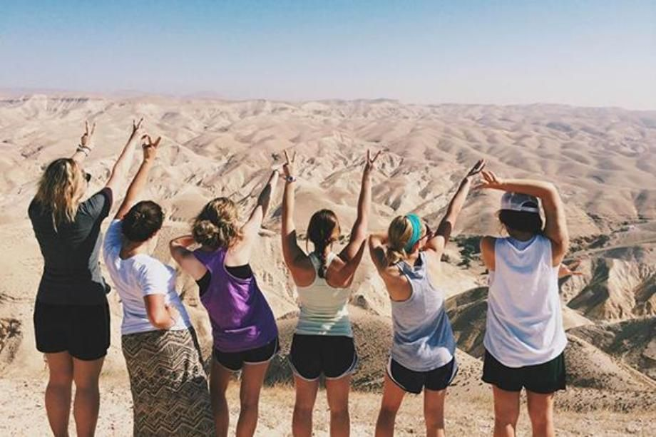wheaties in the holy lands