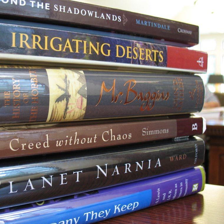 Kilby Research Grant award books