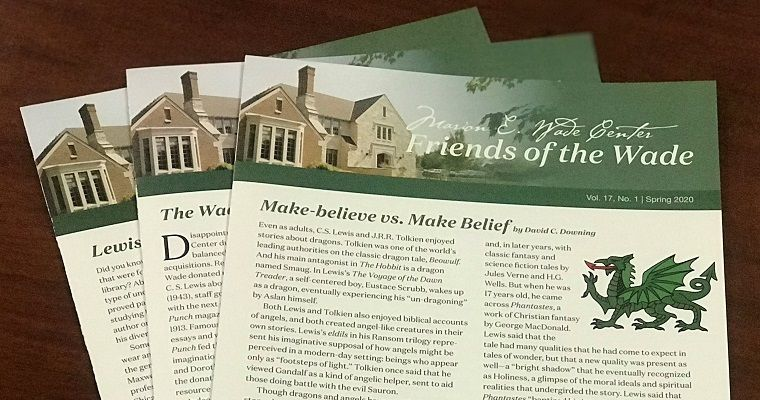 Friends of the Wade newsletter