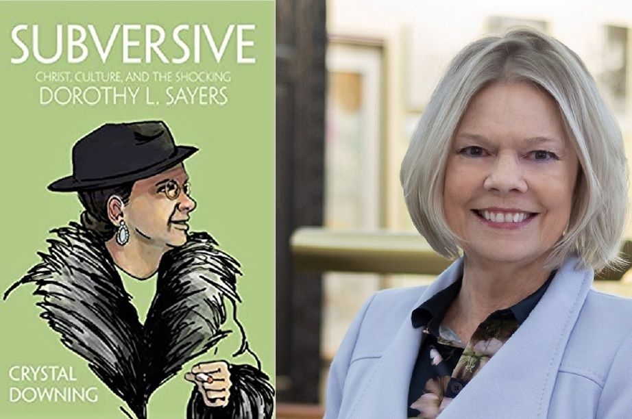 Crystal Downing, Subversive book launch