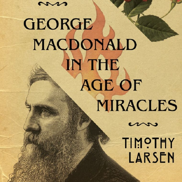 MacDonald in the Age of Miracles book cover - Larsen