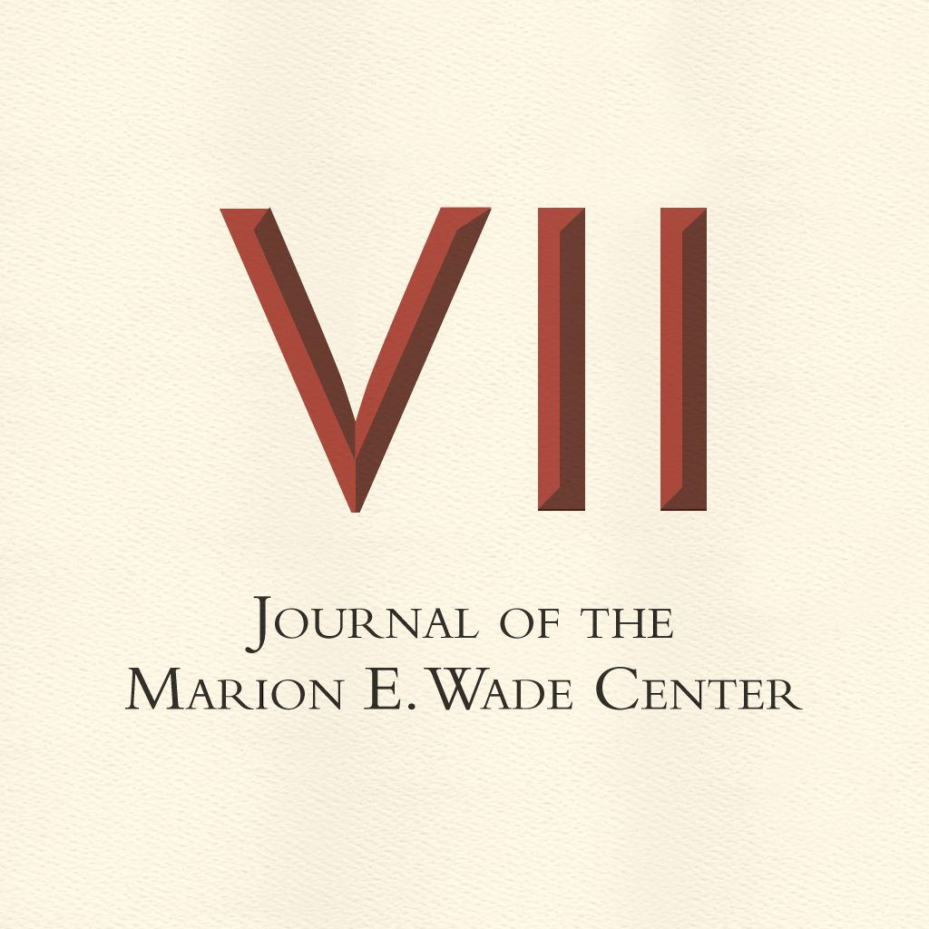 VII Logo and title