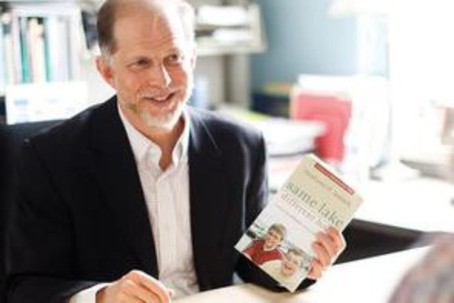 Thomas Boehm Book Signing