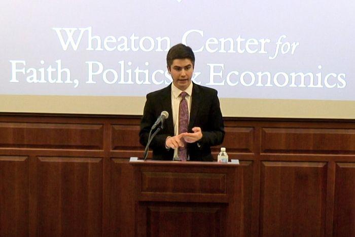 3D Debate on Mass Incarceration Wheaton Center for Faith, Politics, and Economics