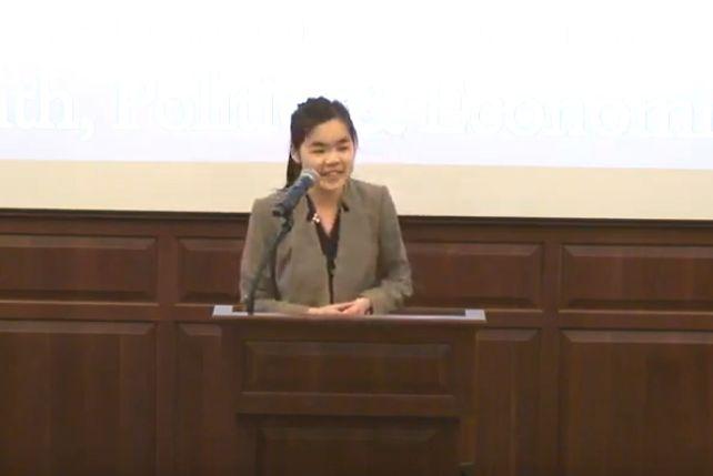 Abigail Chen Data Driven Debates