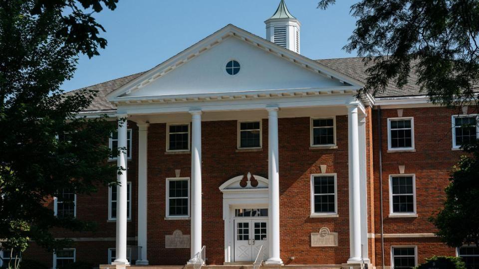 Memorial Student Center Wheaton College IL